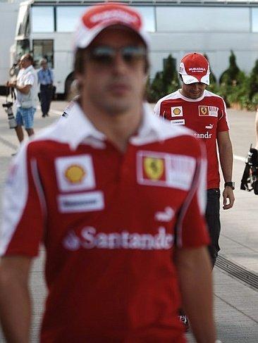 """Felipe Massa empieza a sufrir """"el síndrome Barrichello"""""""