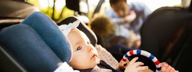 De 27 a 50 grados en media hora: así de peligroso es dejar a un niño solo en el coche, aun con las ventanillas bajadas