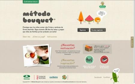 La iniciativa de cultivamos futuro para que las familias se animen a comer fruta durante 28 días