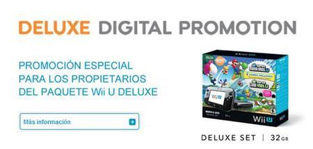 La Deluxe Digital Promotion se extiende hasta el 2015