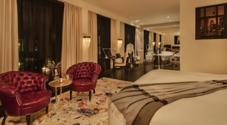 Hotel Zoo Berlin King Suite 615
