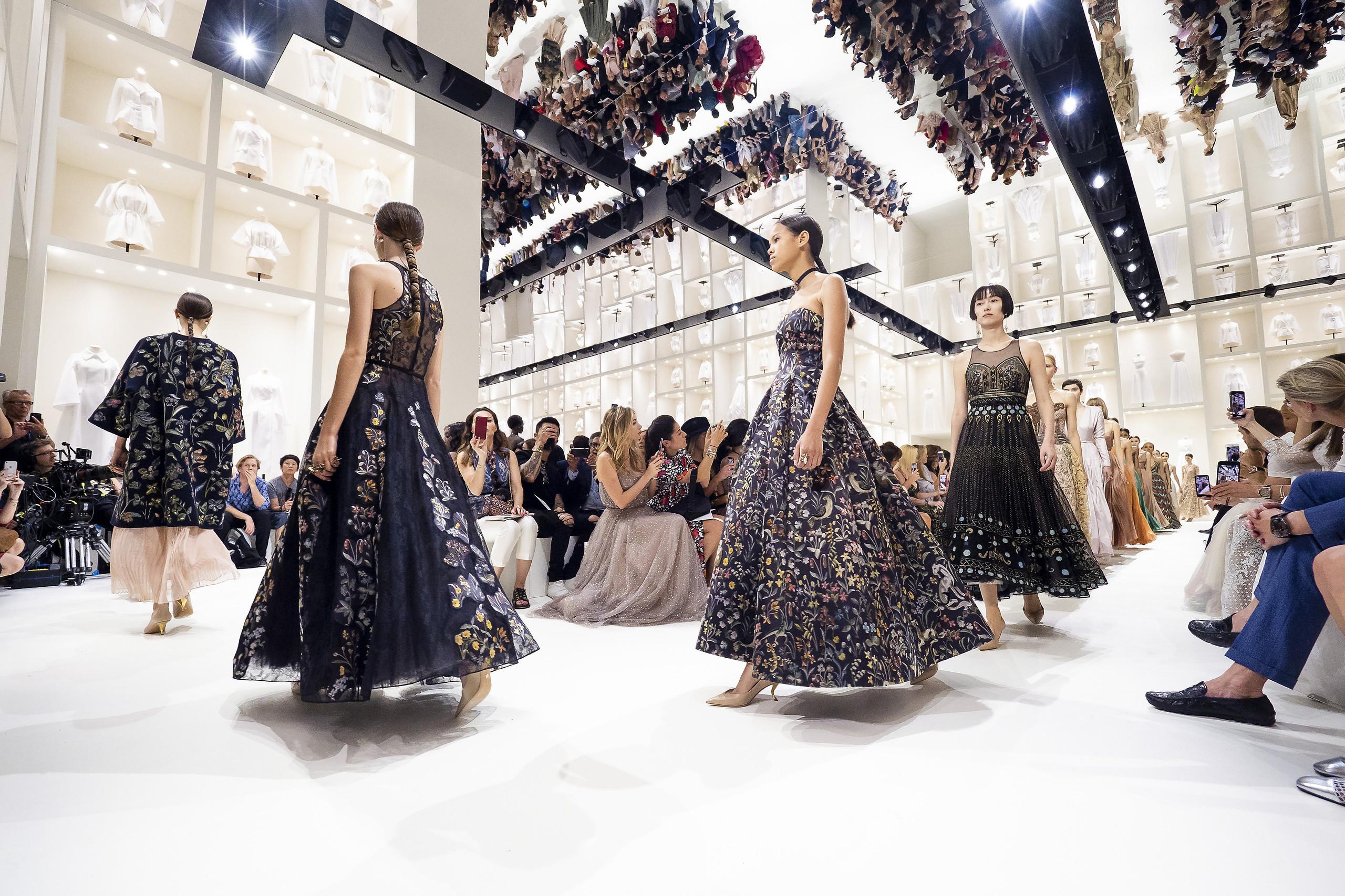 Foto de Dior desfile de Alta Costura 2018/2019 (1/78)