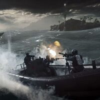 El espectacular megalodón de Battlefield 4 está de regreso con otro secreto hasta ahora exclusivo para DICE