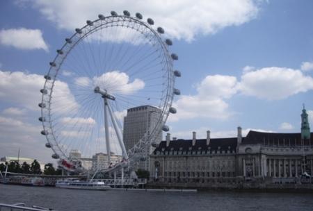 Las mejores vistas de Londres (IV) London Eye