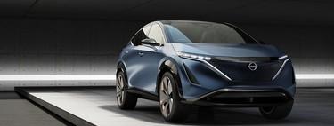 Nissan Ariya Concept, ahora el punta de lanza de la firma en términos de tecnología