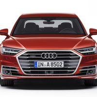 Así es el nuevo Audi A8 semiautónomo: nivel 3 en conducción autónoma