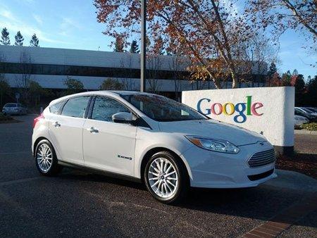 Google se lleva el primer Focus eléctrico