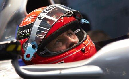 Mark Webber es el más rápido con monoplaza 2012. Schumacher primero en la tabla