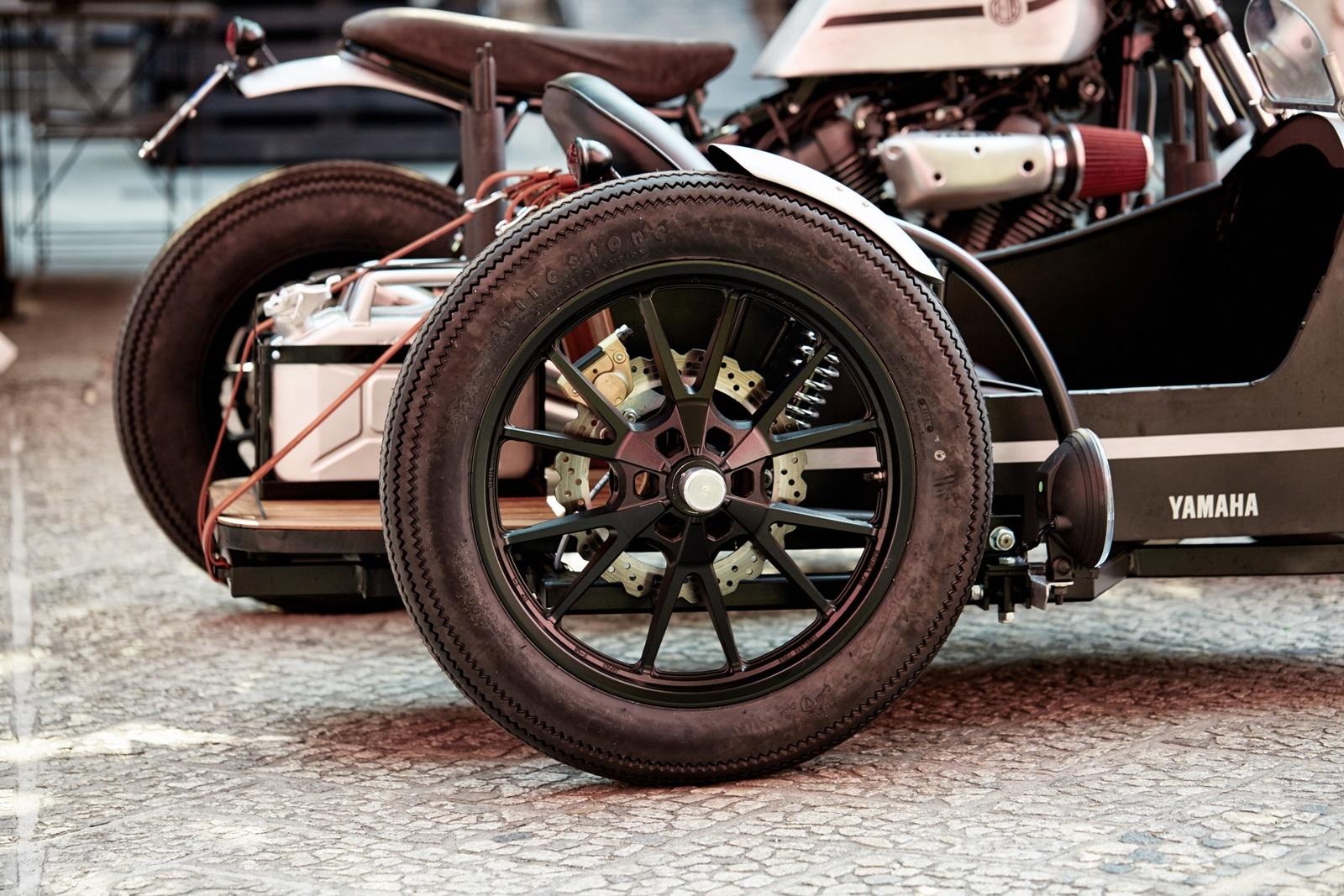 Foto de Yamaha XV950 Yard Build D-side por Deus Ex-Machina Milano (15/42)