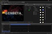 MotionStudio 3D, un entorno de titulación y animación 3D para Windows