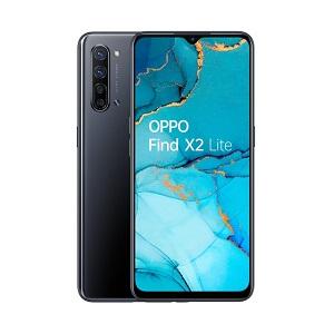 """Oppo Find X2 Lite: AMOLED de 6,4"""" y FHD+, cuádruple cámara con sensor principal de 48 megapíxeles y selfie de 32, procesador Snapdragon 765G, 8 GB RAM y 128 GB ROM, NFC y batería de 4.025 mAh"""