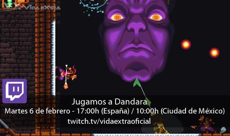 Streaming de Dandara a las 17:00h (las 10:00h en CDMX) [finalizado]