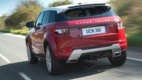 Range Rover Evoque, precios oficiales