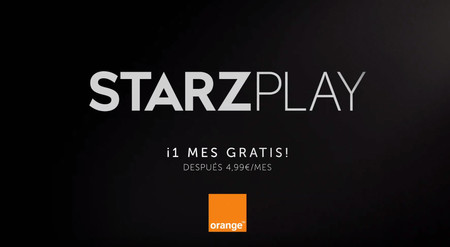 Orange TV sube la apuesta por el cine y las series integrando STARZPLAY por 4,99 euros