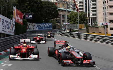 El sueldo de Fernando Alonso dobla al de Jenson Button y Lewis Hamilton