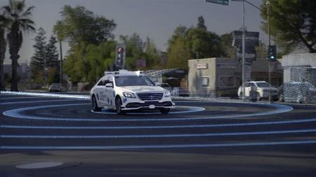 Mercedes Coche Autonomo 4