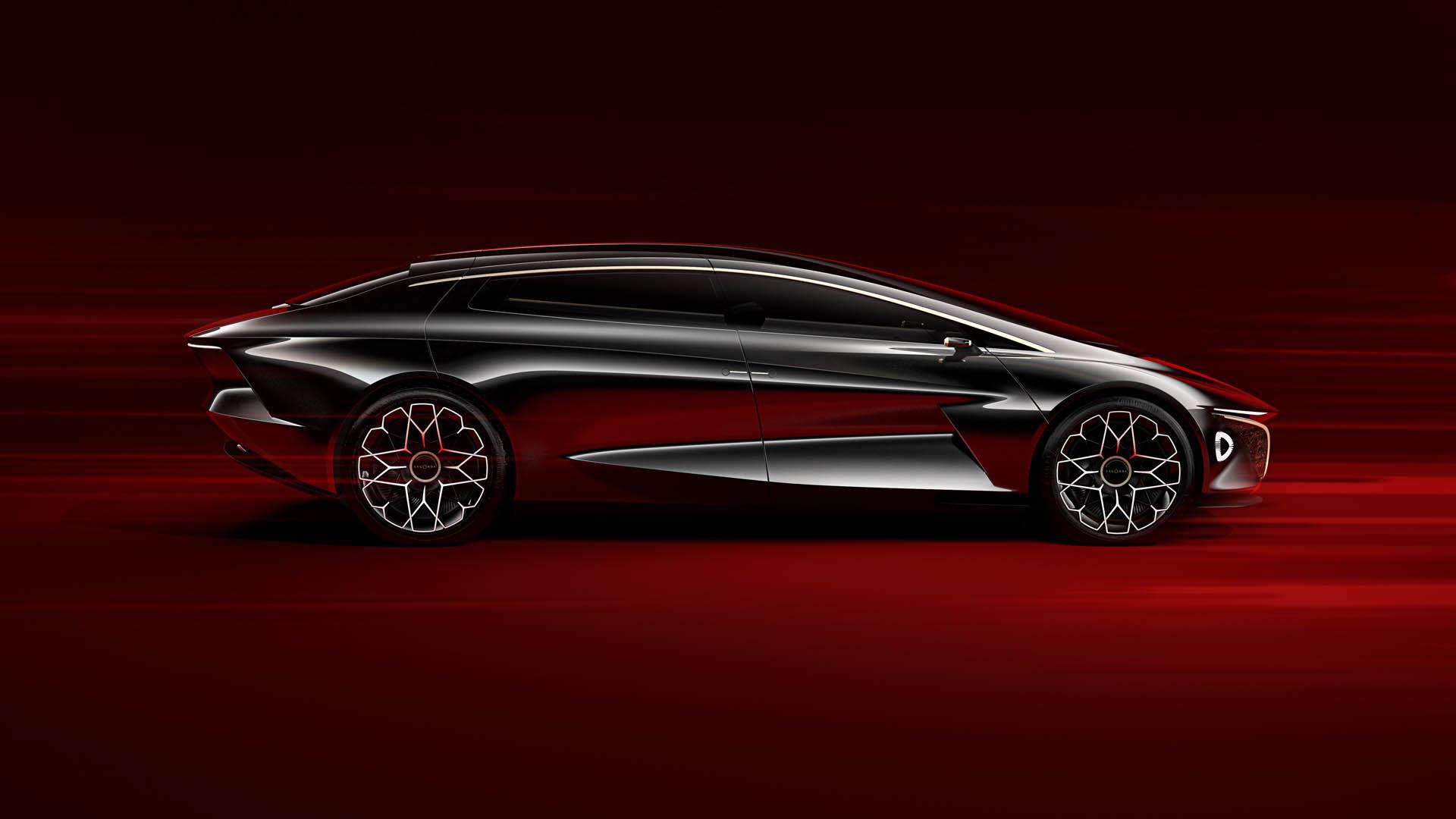 Foto de Aston Martin Lagonda Vision Concept (6/22)