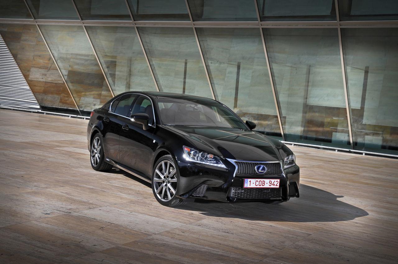 Foto de Lexus GS 450h F Sport (2012) (3/26)