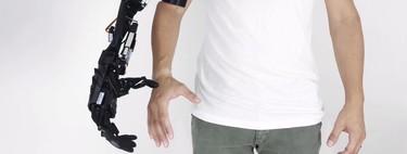 Este brazo robótica se imprime en 3D y quieren que sea la primera prótesis asequible