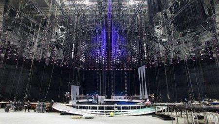 'Eurovisión 2010', cómo serán los escenarios