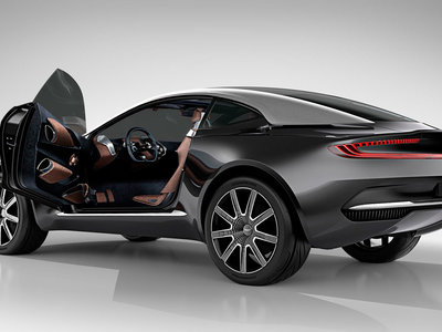 Aston Martin Varekai: parece que éste será el nombre del SUV de la marca y no DBX
