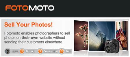 Fotomoto: un interesante servicio para vender fotos desde vuestra propia web