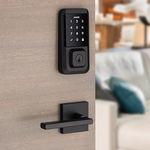 Esta cerradura te permite controlar el acceso a casa sin que tengas que llevar siempre las llaves encima