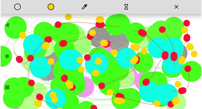 El Easter Egg de Android Pie es un extraño juego de dibujo
