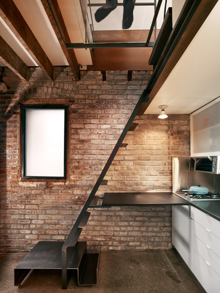 Brick House In San Francisco By Azevedo Design Dezeen 468 3