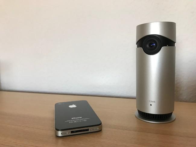 Análisis D-Link Omna 180: la primera cámara de vigilancia compatible con HomeKit que protegerá tu casa
