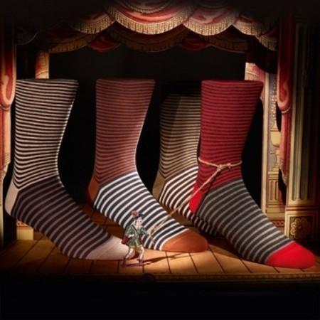 Paul Smith: calcetines y carteras para esta Navidad