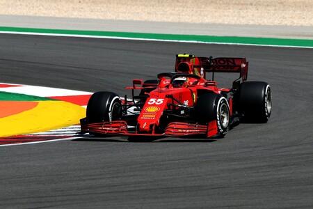 Sainz Portugal F1 2021