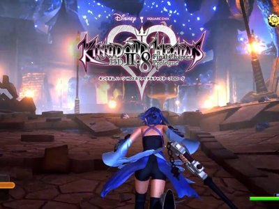 Kingdom Hearts HD 2.8 Final Chapter Prologue: aquí tienes 12 minutos más de gameplay