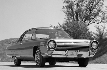 El Chrysler Turbine nos prometía un futuro de coches a reacción. Y casi lo hace realidad