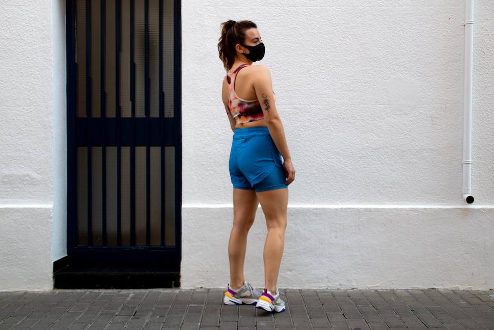 Pantalón corto deportivo Lixada