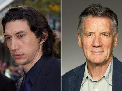 Adam Driver y Michael Palin son los protagonistas definitivos de 'El Quijote' de Terry Gilliam