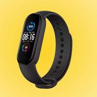 Xiaomi Mi Band 5: la carga magnética y el control del ciclo menstrual llegan a la pulsera deportiva ganga