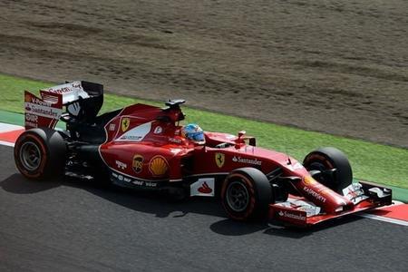 Fernando Alonso saldrá mañana quinto en Suzuka con buenas sensaciones
