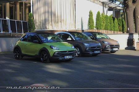 Opel Adam Rocks - precios en España