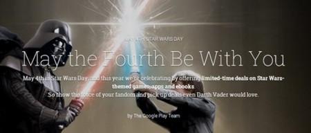 Google Play y Amazon ofrecen descuentos para celebrar el día de Star Wars ¡Estás a tiempo!