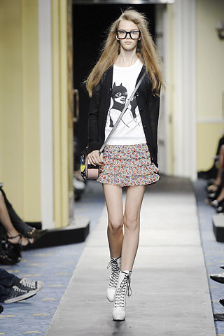 Foto de Luella en la Semana de la Moda de Londres Primavera/Verano 2008 (1/9)