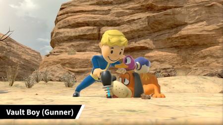 Fallout y Tekken se unen también a Super Smash Bros. Ultimate en forma de trajes para los luchadores Mii