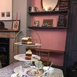 El Soho's Secret Tea Room, un clásico té inglés en un lugar escondido