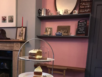 El Soho's Secret Tea Room, un clásico té inglés en un lugar escondido