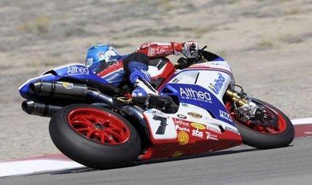 Superbikes Estados Unidos 2010: Checa saldrá desde la pole otra vez