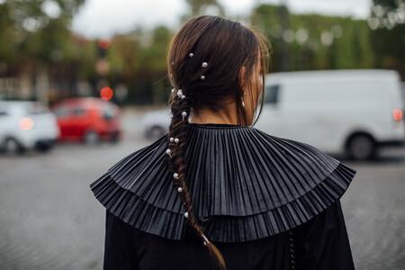 El street style de Paris nos deja cinco maneras muy estilosas de vestir nuestra melena