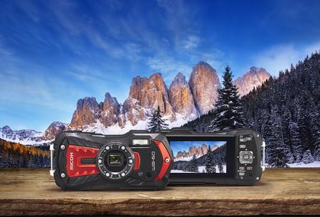 Ricoh WG-60, nuevo modelo de cámara compacta resistente y sumergible para fotógrafos aventureros