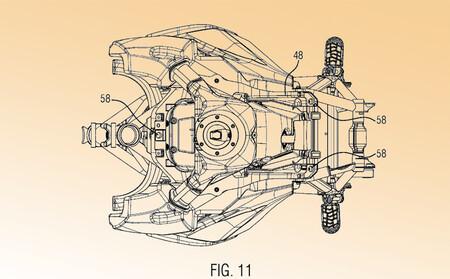 Ktm 1290 Super Adventure 2021 Patente 2