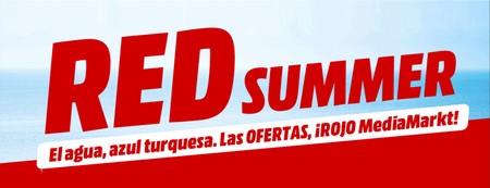 Red Summer: las mejores ofertas de la semana en Mediamarkt