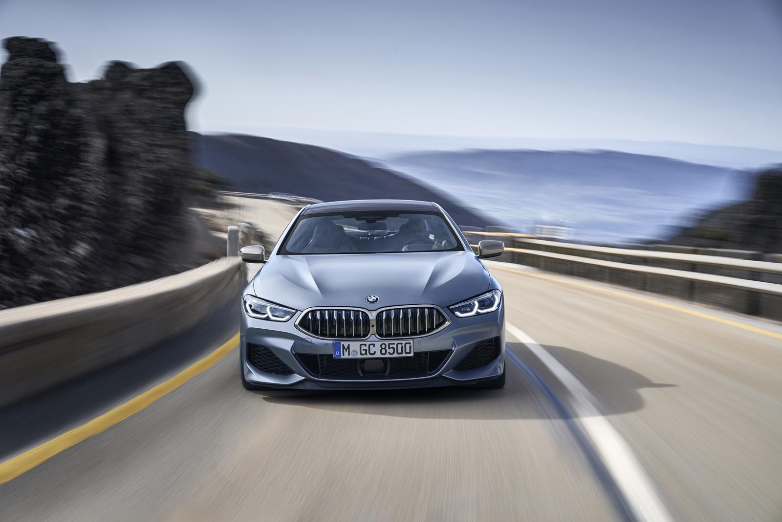 Foto de BMW Serie 8 Gran Coupé (presentación) (111/159)